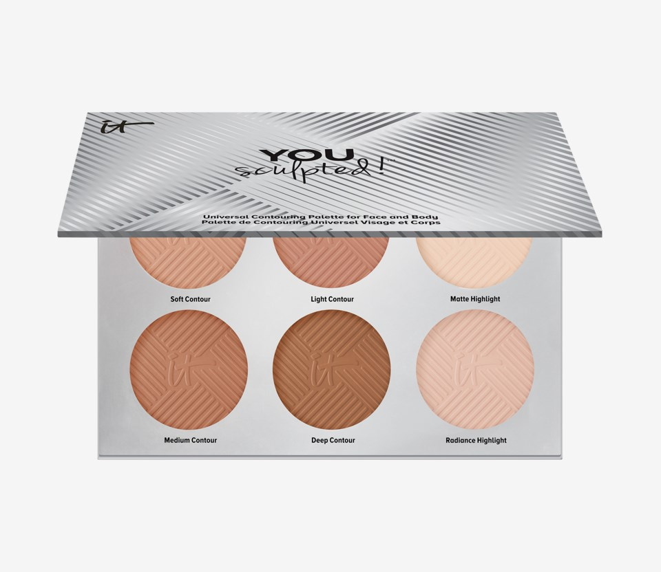 You Sculpted!™ Universal Contouring Palette