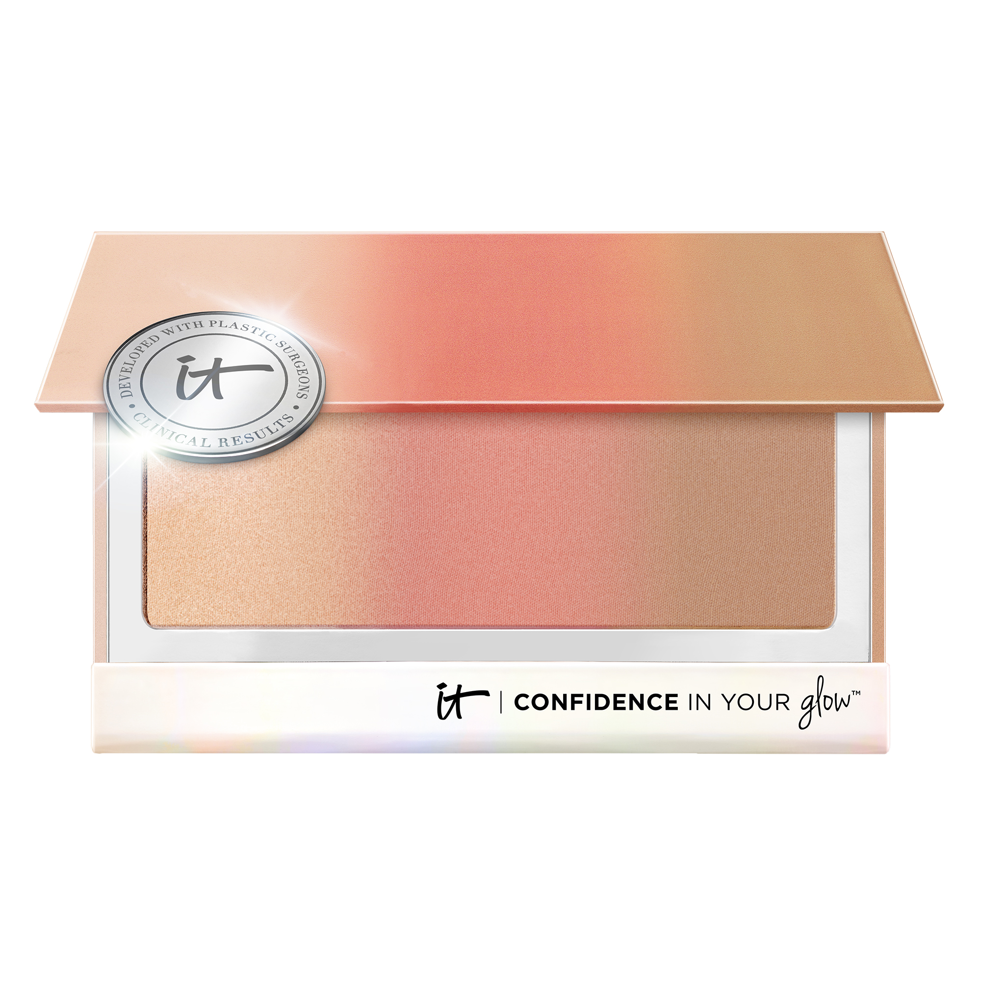 Confidence in Your Glow™ Blush Peach