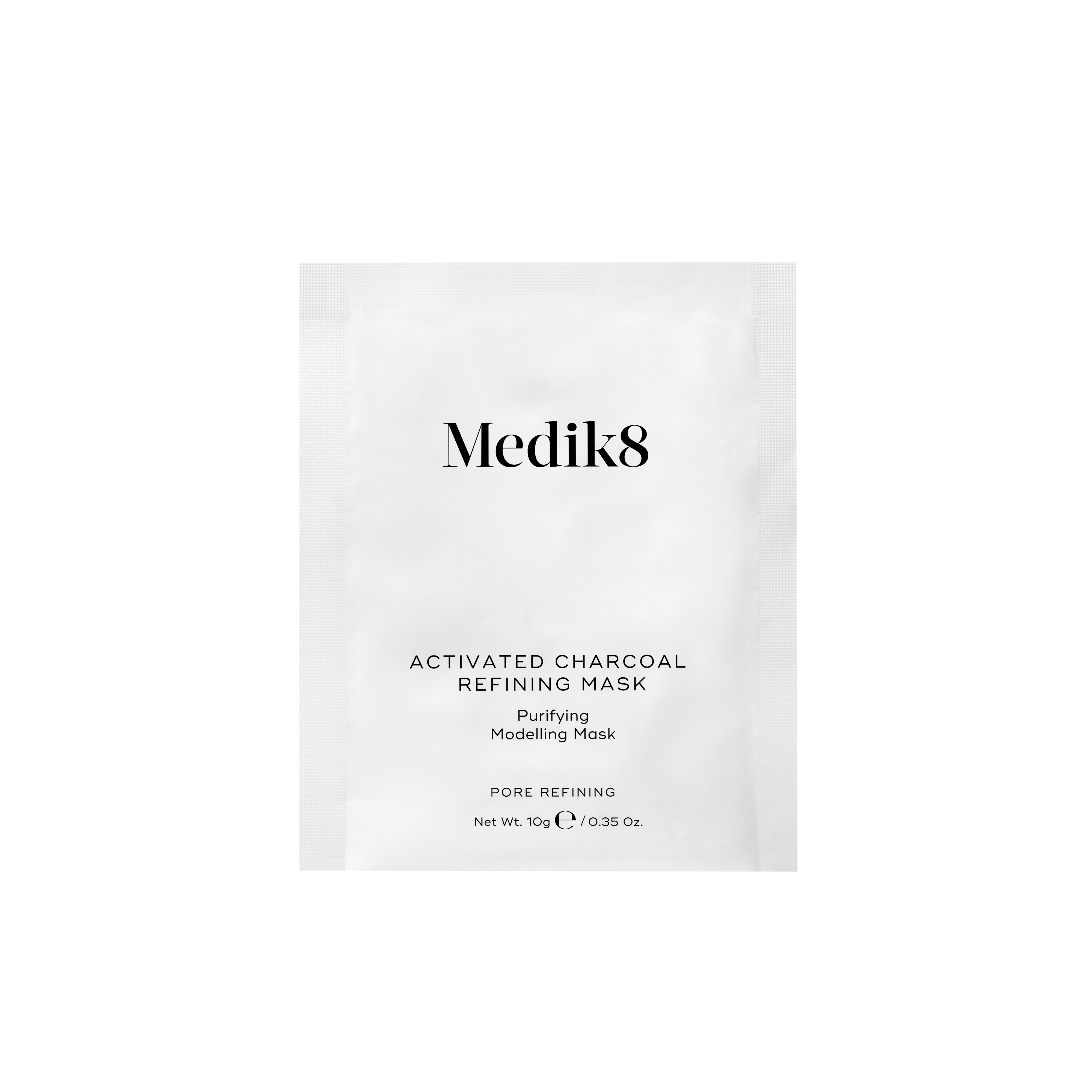 Activated Charcoal Refining Mask 10 g x 5