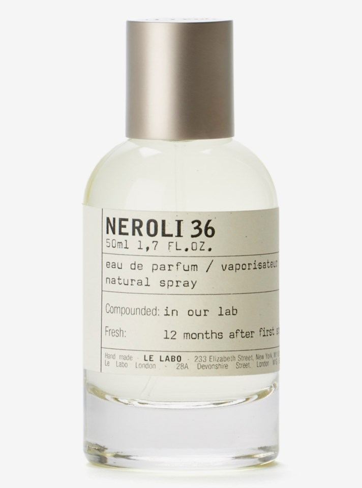 Natural Spray Neroli 36 Edp Neroli 36 eau de parfum 50 ml