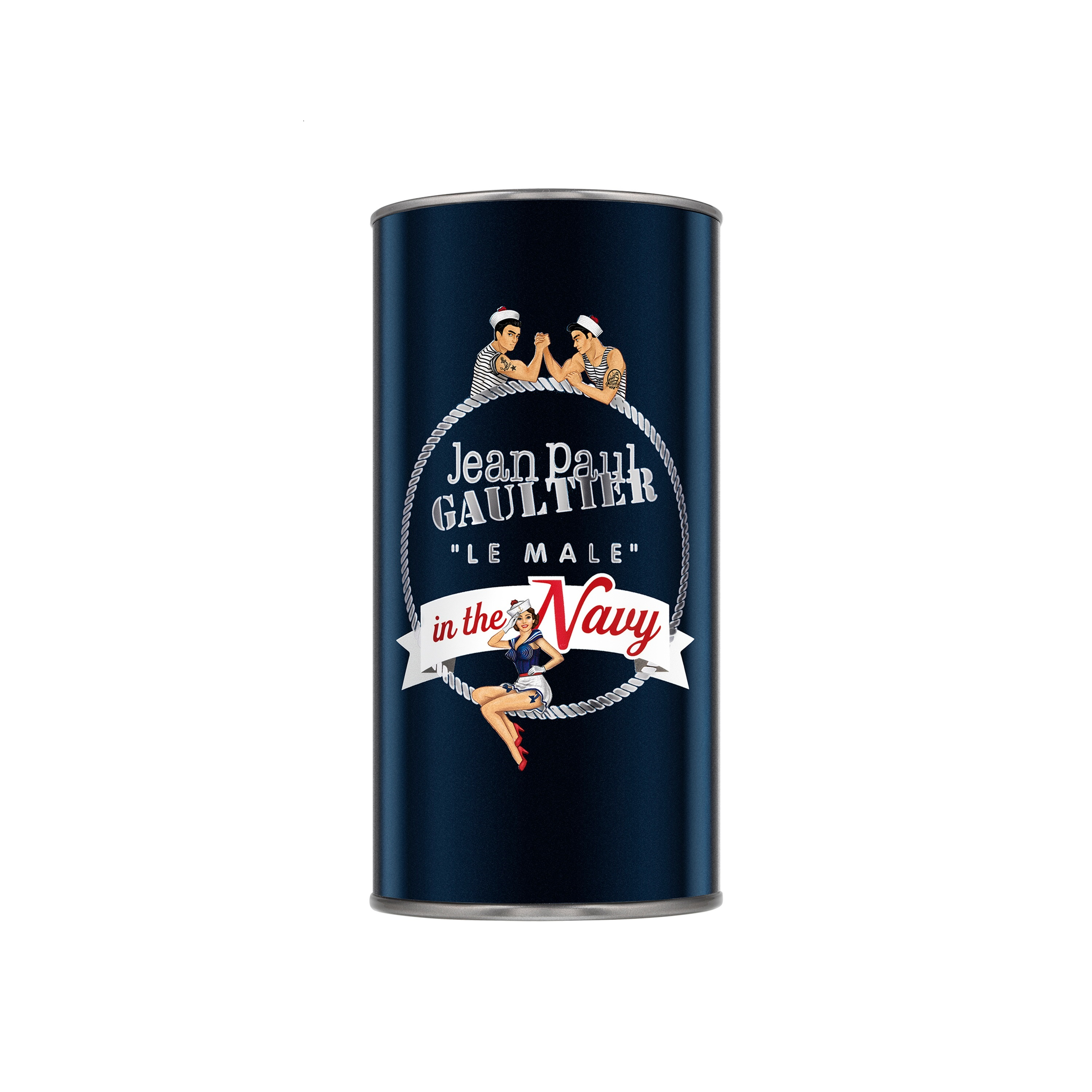 Le Male In The Navy Edt 125ml