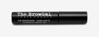 The Weekender Overnight Brow Tint Dark
