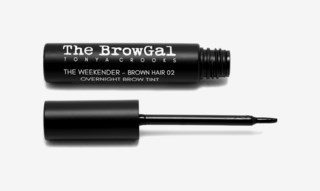 The Weekender Overnight Brow Tint Brown