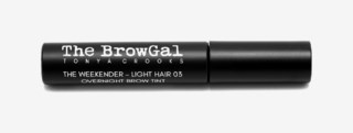 The Weekender Overnight Brow Tint Light