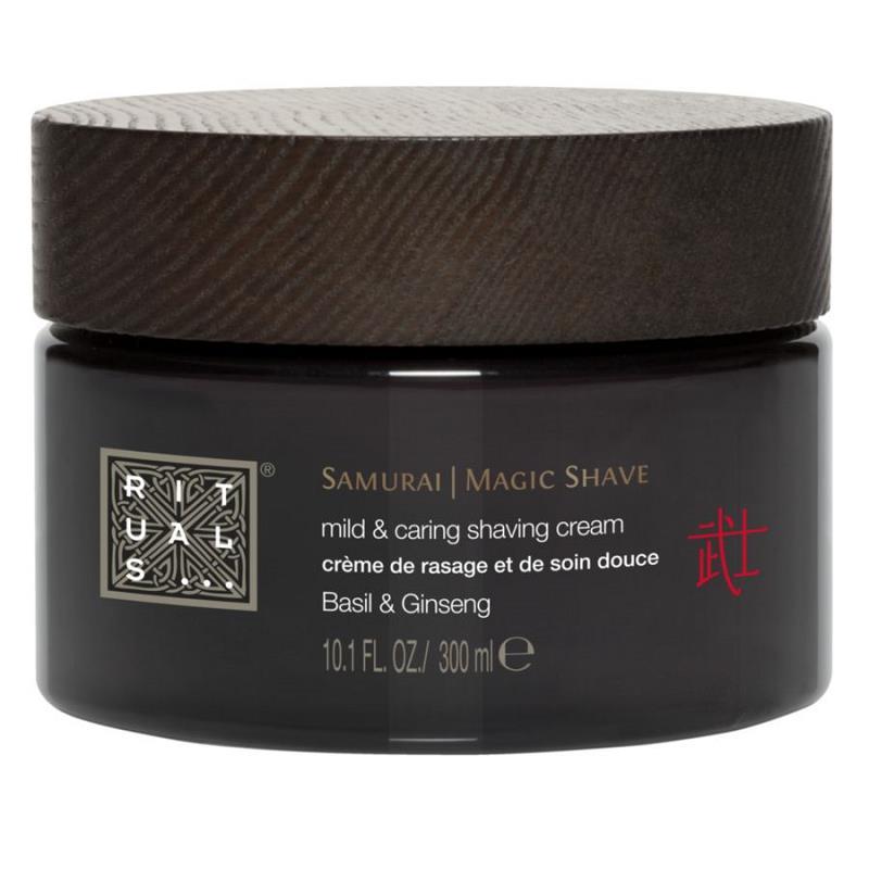 Samurai Magic Shave 2in1 Mild & Caring Shaving Cream