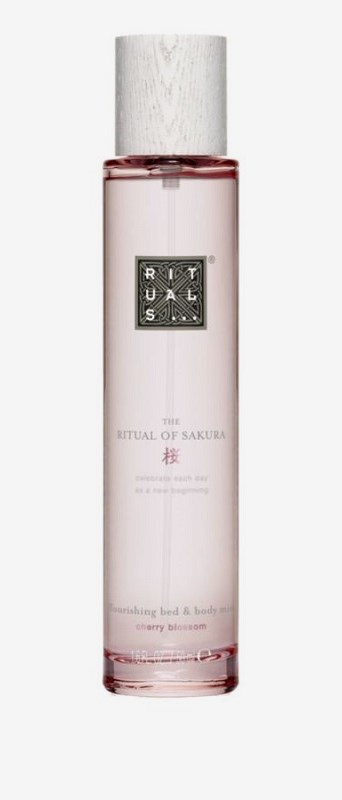 The Ritual of Sakura Bed & Body Mist