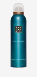 The Ritual of Hammam Foaming Shower Gel 200 ml