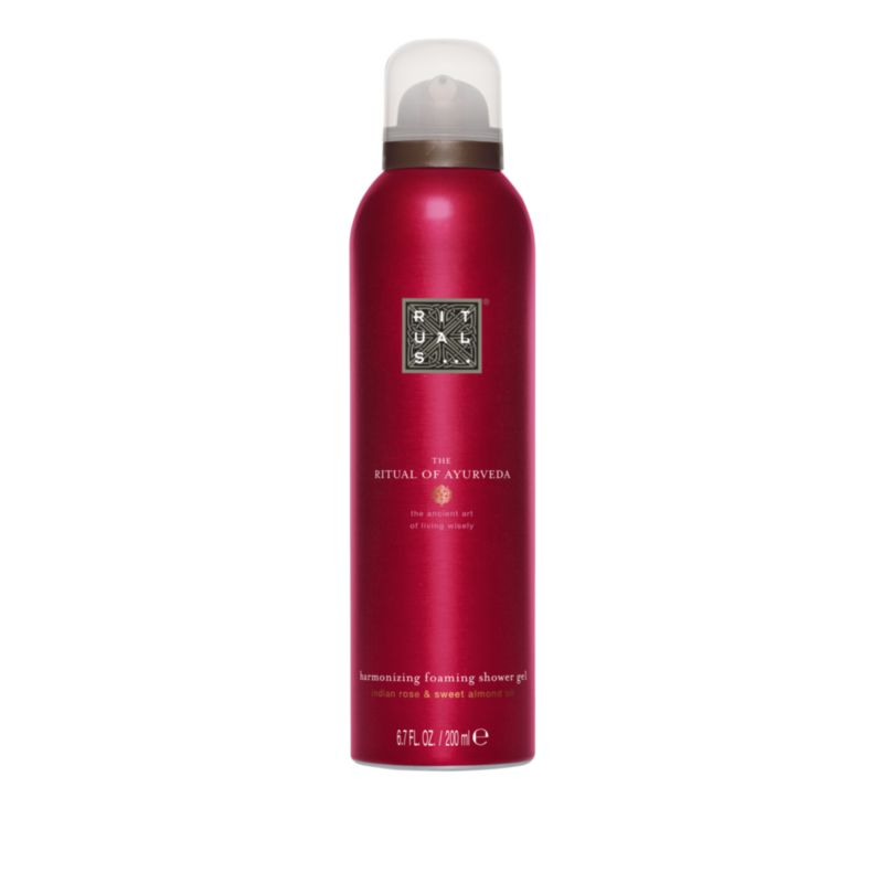 The Ritual of Ayurveda Foaming Shower Gel 200 ml