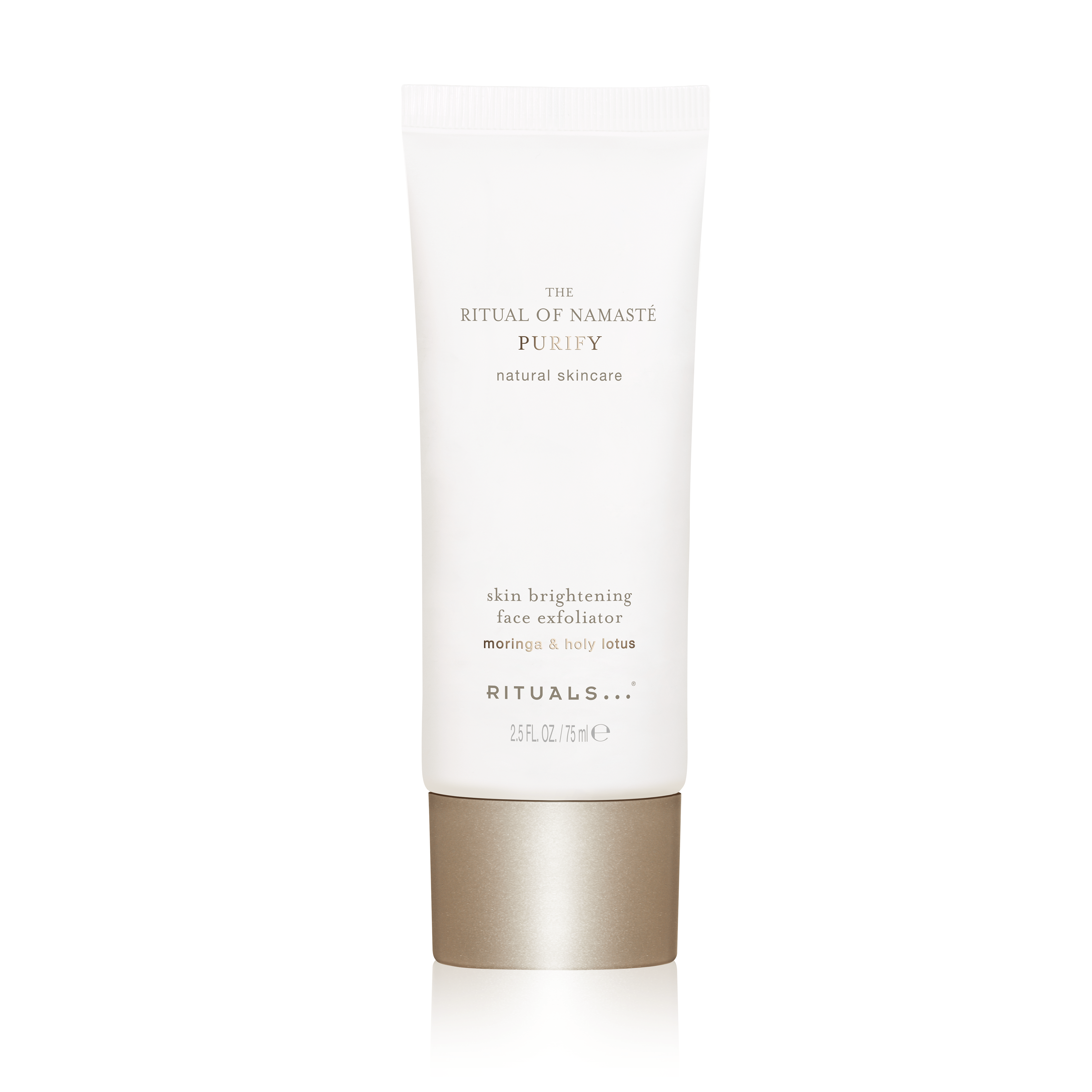 The Ritual of Namasté Skin Brightening Face Exfoliator  exfoliering 75 ml 75ml