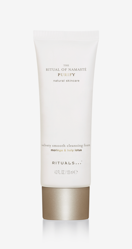 The Ritual of Namasté Velvety Smooth Cleansing Foam 125 ml