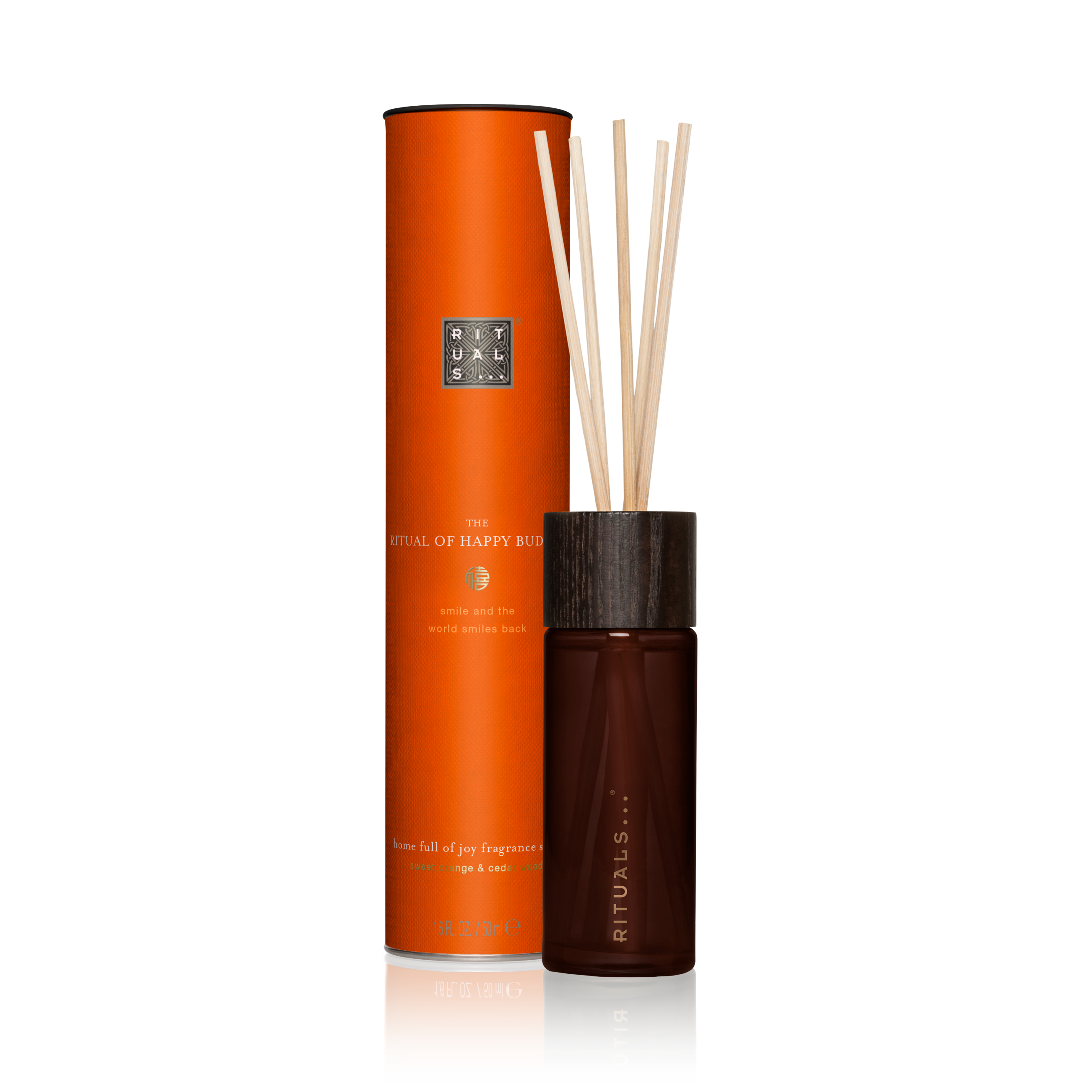The Ritual of Happy Buddha Fragrance Sticks 50ml