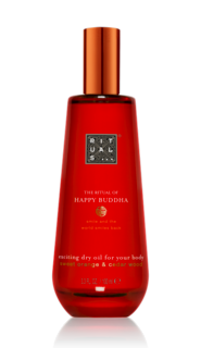 The Ritual of Happy Buddha Body Oil 100 ml