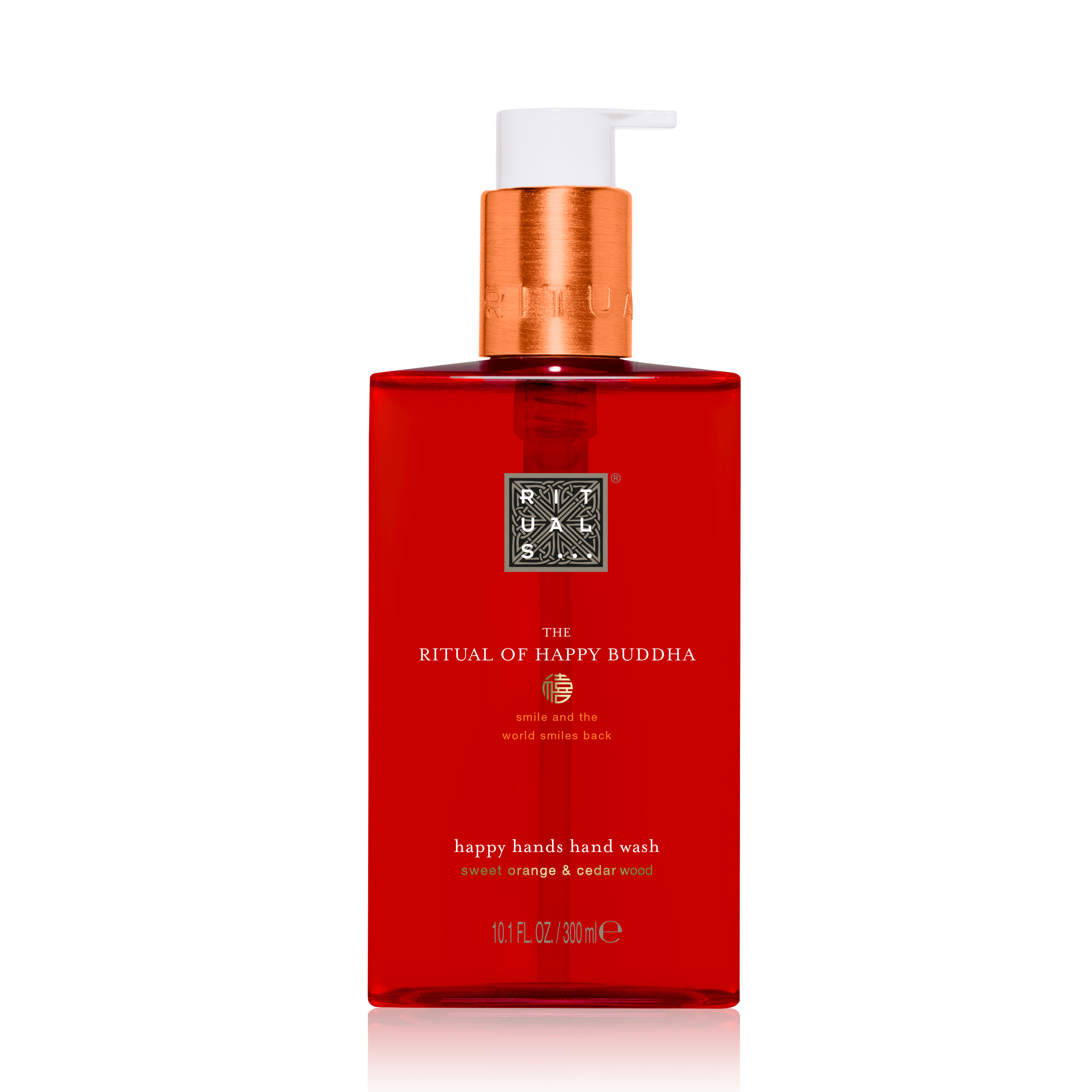 The Ritual of Happy Buddha Hand Wash 300 ml