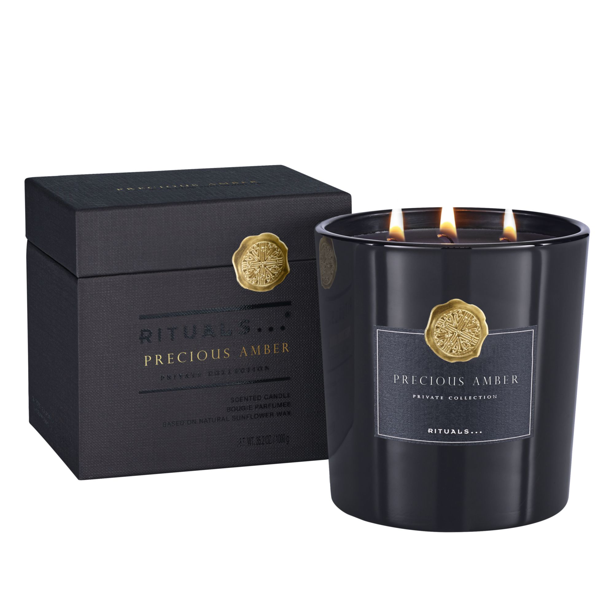 Precious Amber Scented Candle 1000g