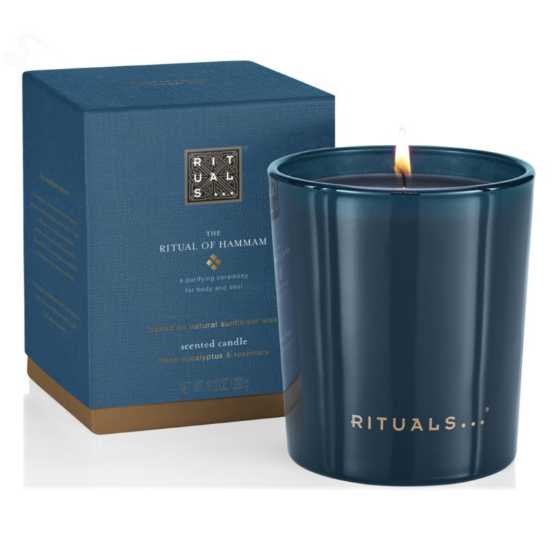 The Ritual of Hammam Scented Candle 290 g