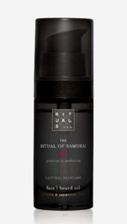 The Ritual Of Samurai Beard Oil 30ml