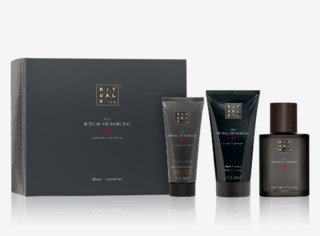 The Ritual Of Samurai Travel Shave Set