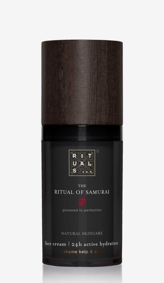 The Ritual Of Samurai Face 24H Active Hydration Face Cream 50ml
