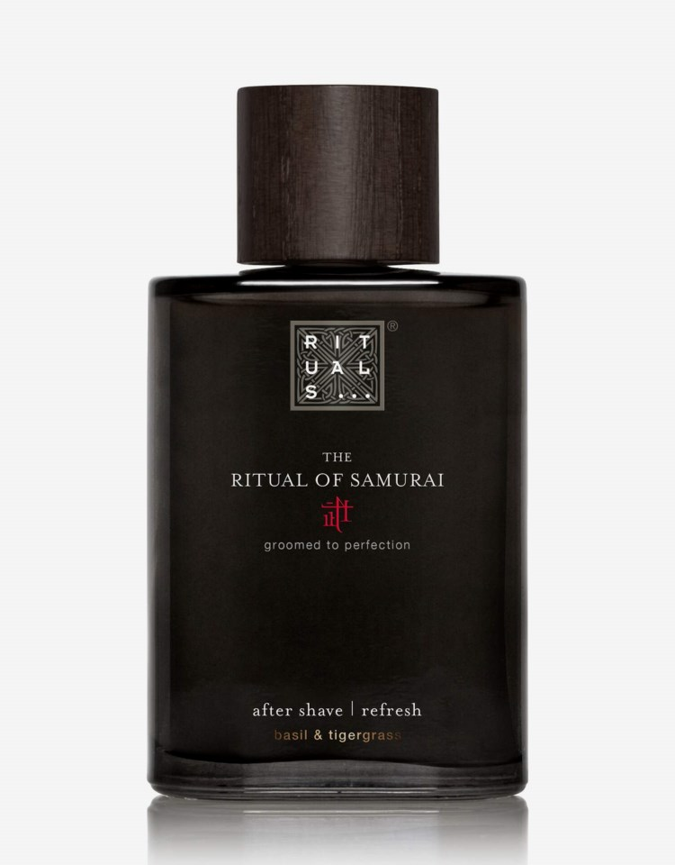 The Ritual Of Samurai After Shave Refresh Gel 100 ml