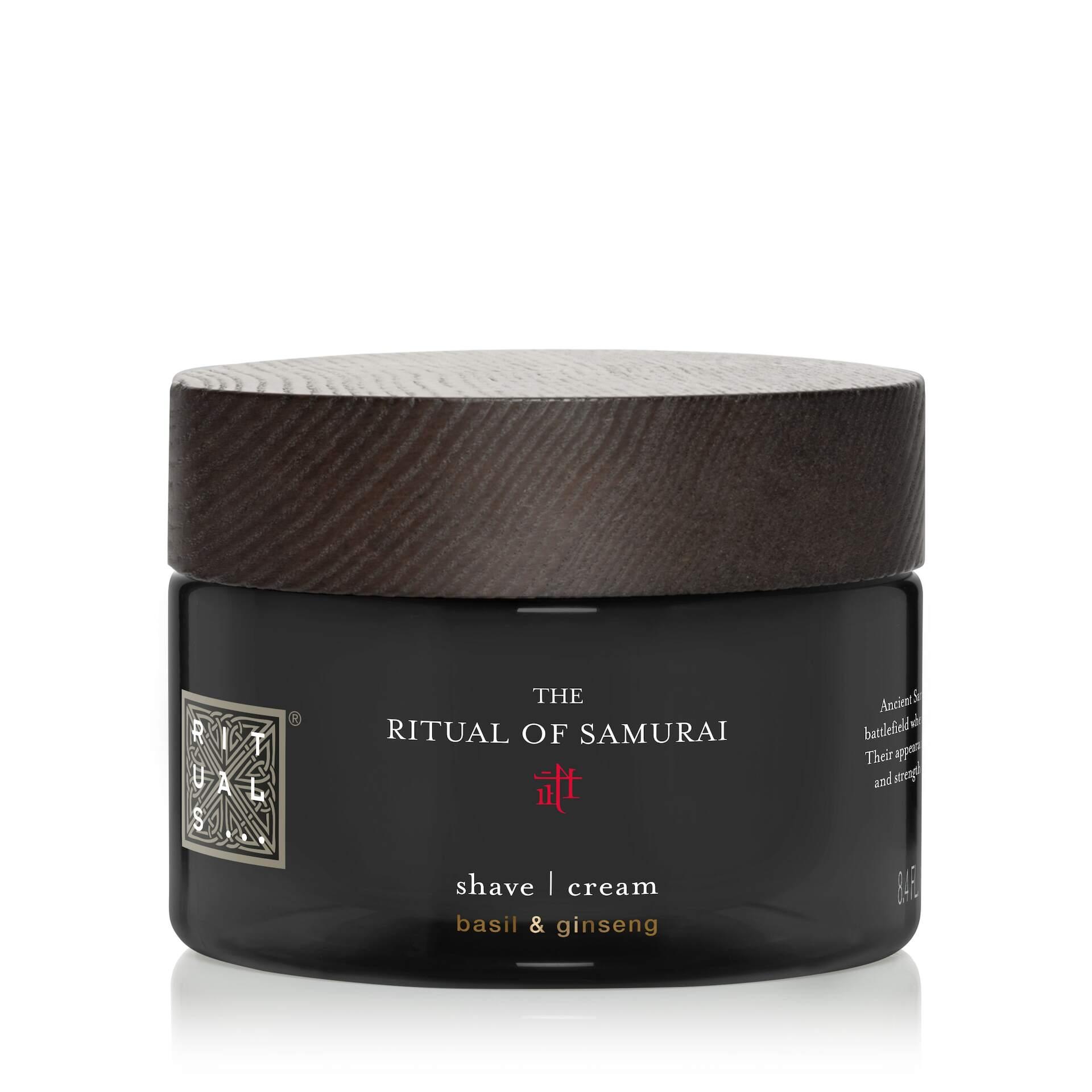 The Ritual Of Samurai Shave Cream 250ml