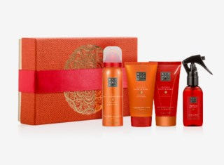The Ritual Of Happy Buddha - Energising Treat Small Giftbox