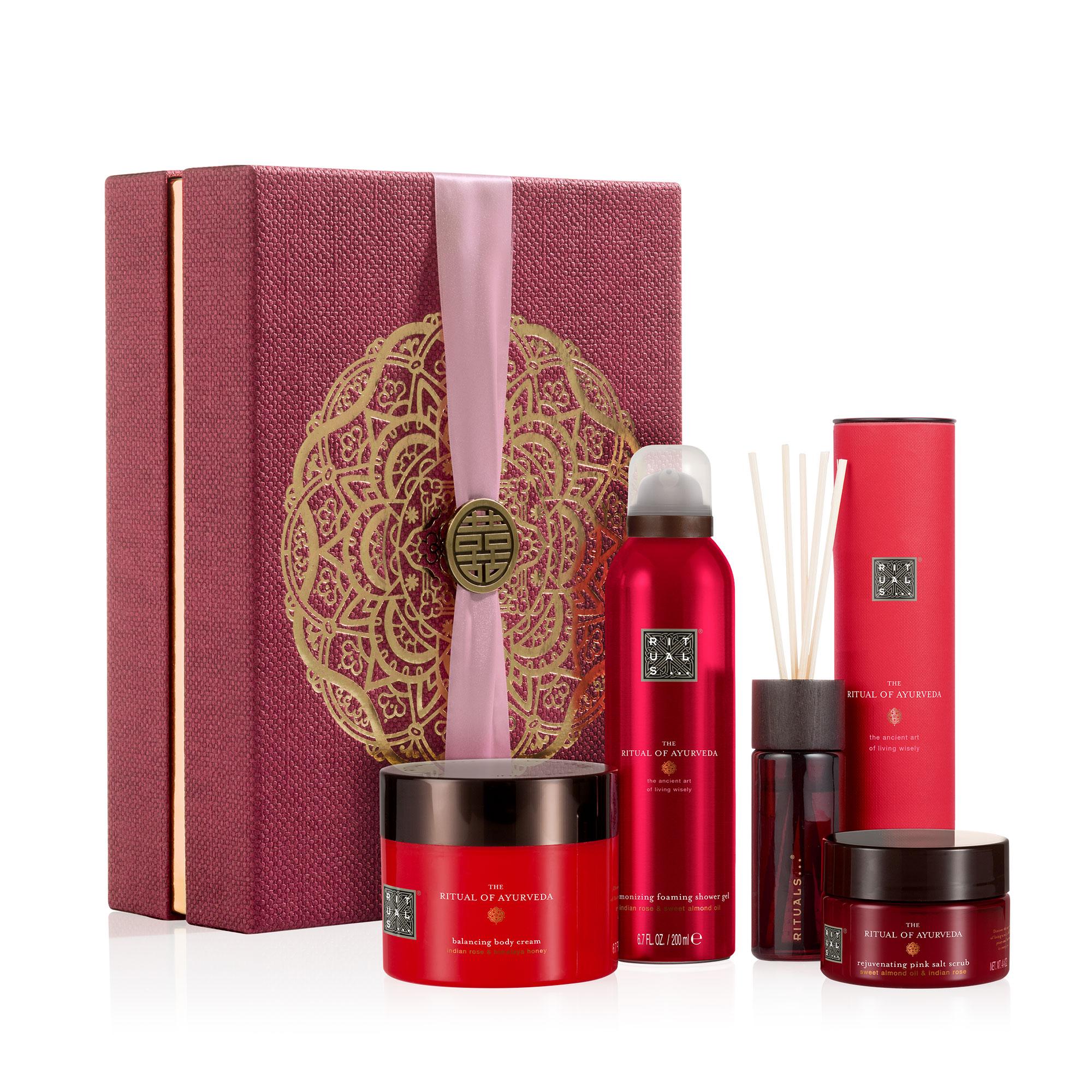 The Ritual Of Ayurveda - Balancing Collection Large Giftbox