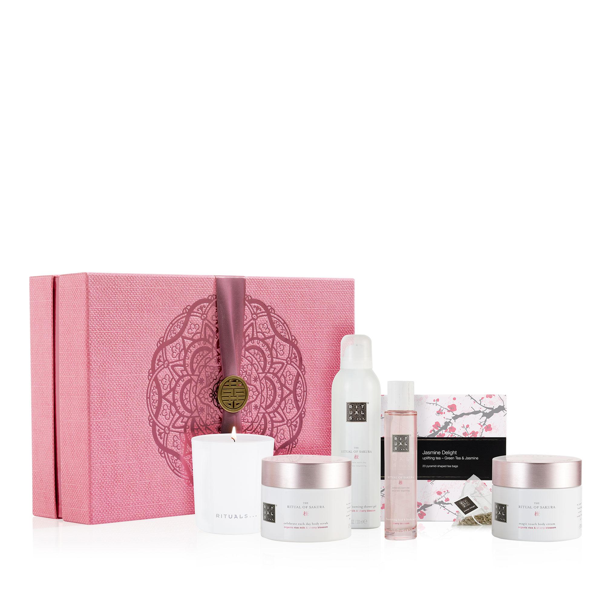 The Ritual Of Sakura - Renewing Ceremony Extra Large Giftbox