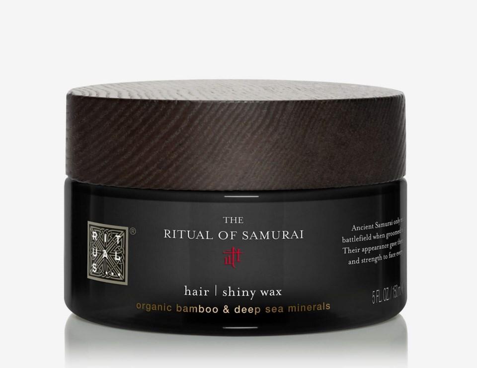 The Ritual Of Samurai Shiny Hair Wax 150ml