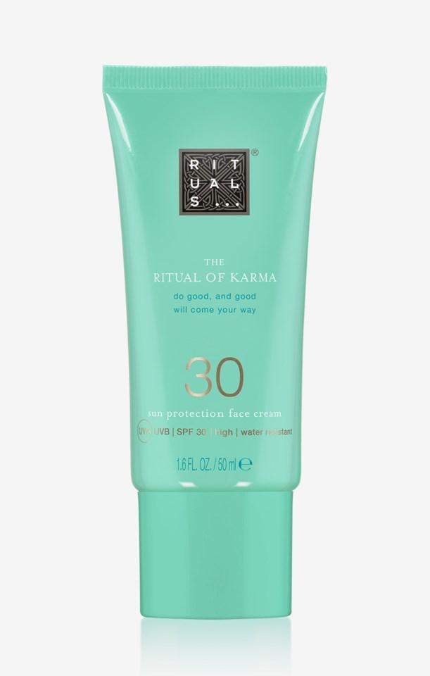 The Ritual Of Karma Sun Protection Face Cream SPF50 50ml