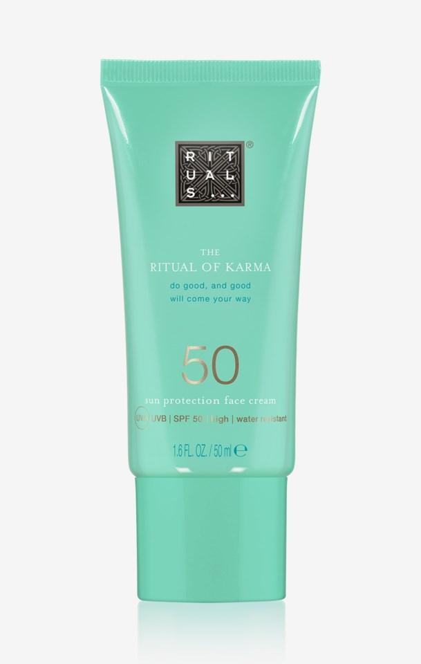 The Ritual Of Karma Sun Protection Face Cream SPF30 50ml