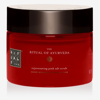 The Ritual Of Ayurveda Rejuvenating Pink Salt Scrub 450 g
