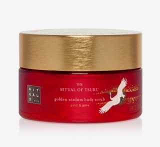 The Ritual Of Tsuru Body Scrub 200 ml