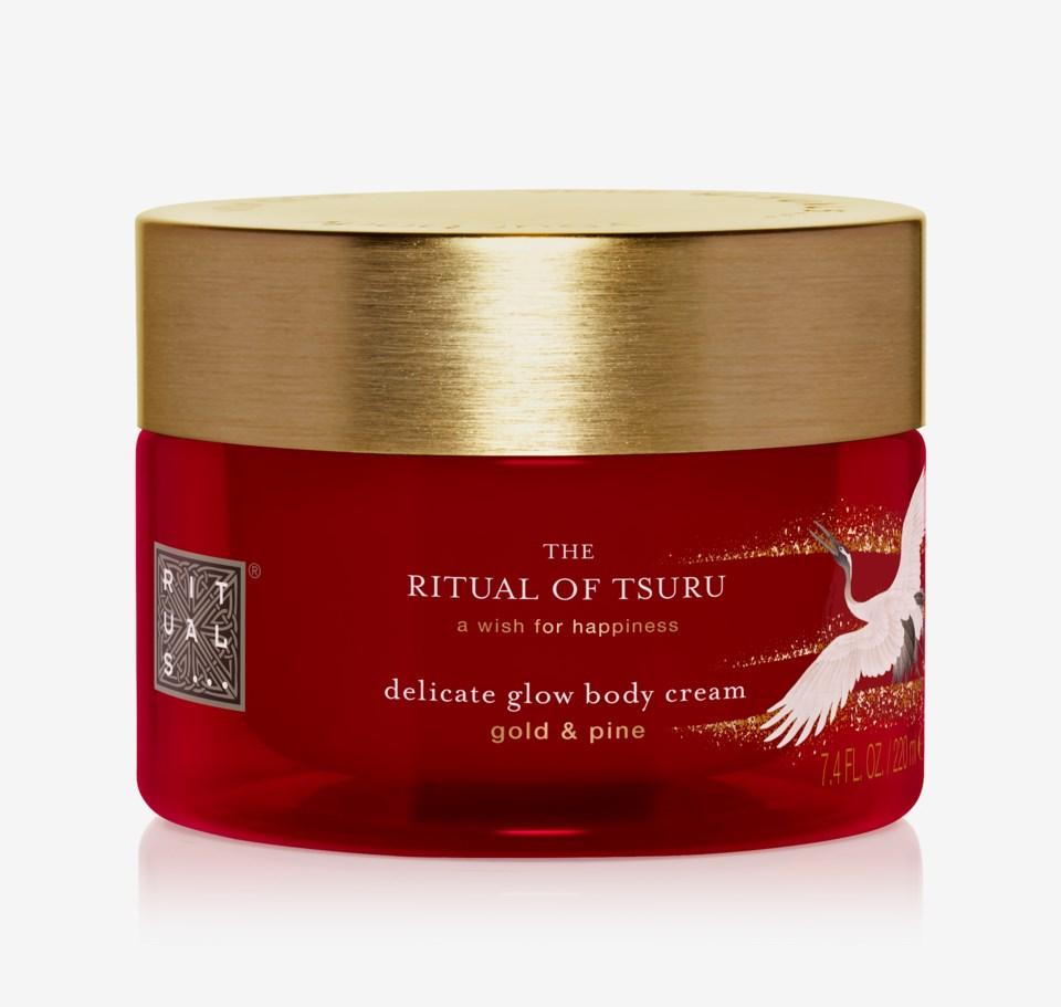The Ritual Of Tsuru Body Cream 220ml