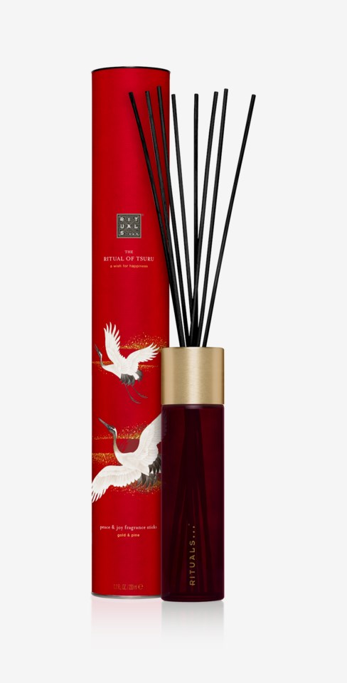 The Ritual Of Tsuru Fragrance Sticks 230 ml