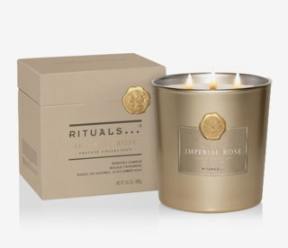 Imperial Rose Scented Candle 1000g