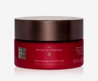 Ayurveda Rejuvenating Pink Salt Scrub 300 ml