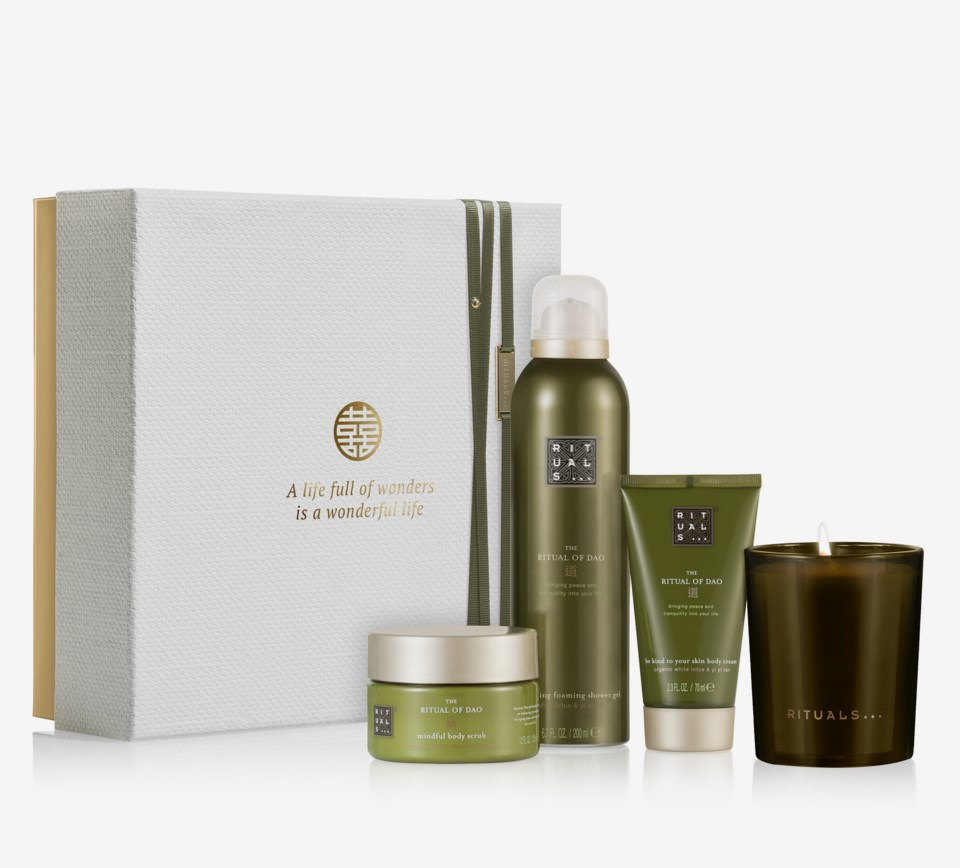 The Ritual Of Dao - Calming Ritual Gift Box