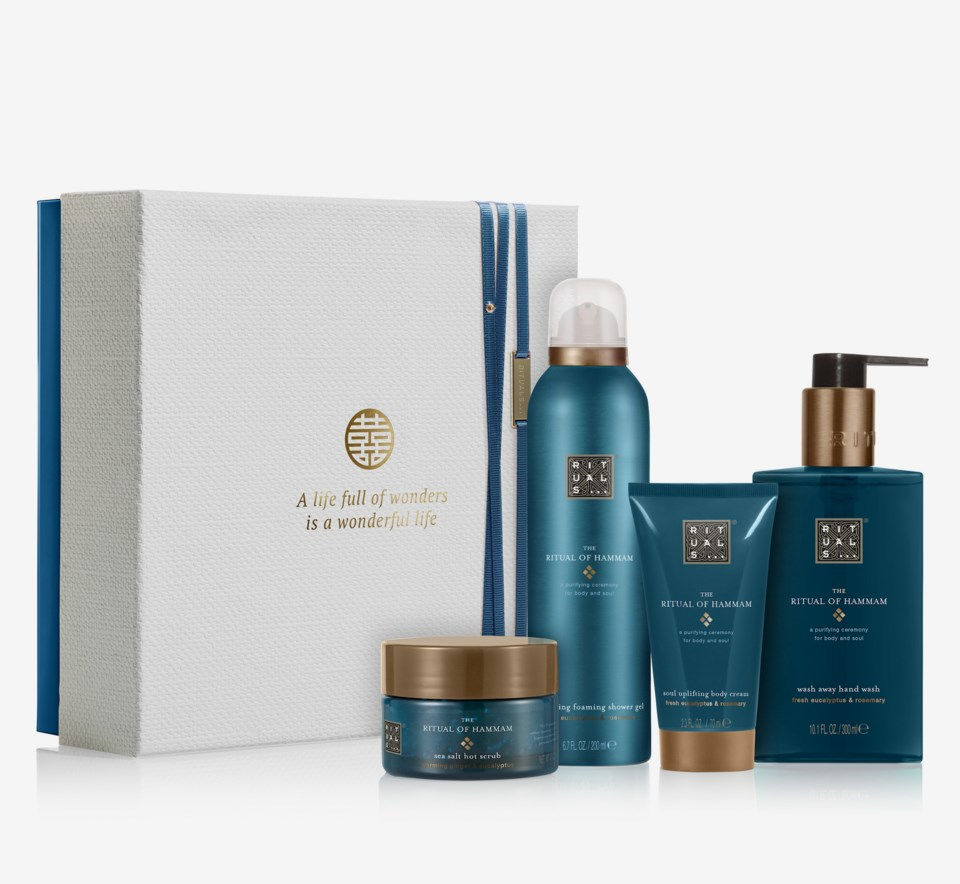 The Ritual Of Hammam - Purifying Ritual Gift Box