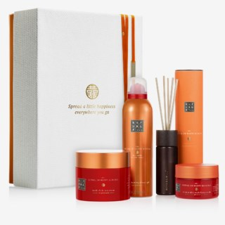 The Ritual Of Happy Buddha - Energising Collection Gift Box