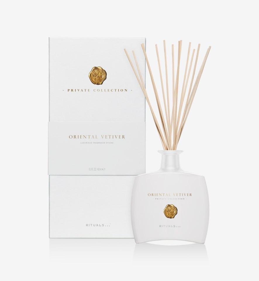 Oriental Vetiver Fragrance Sticks 450ml