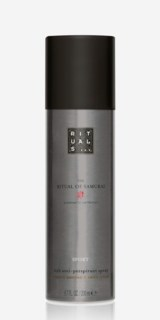 The Ritual Of Samurai Anti-Perspirant Spray 200 ml