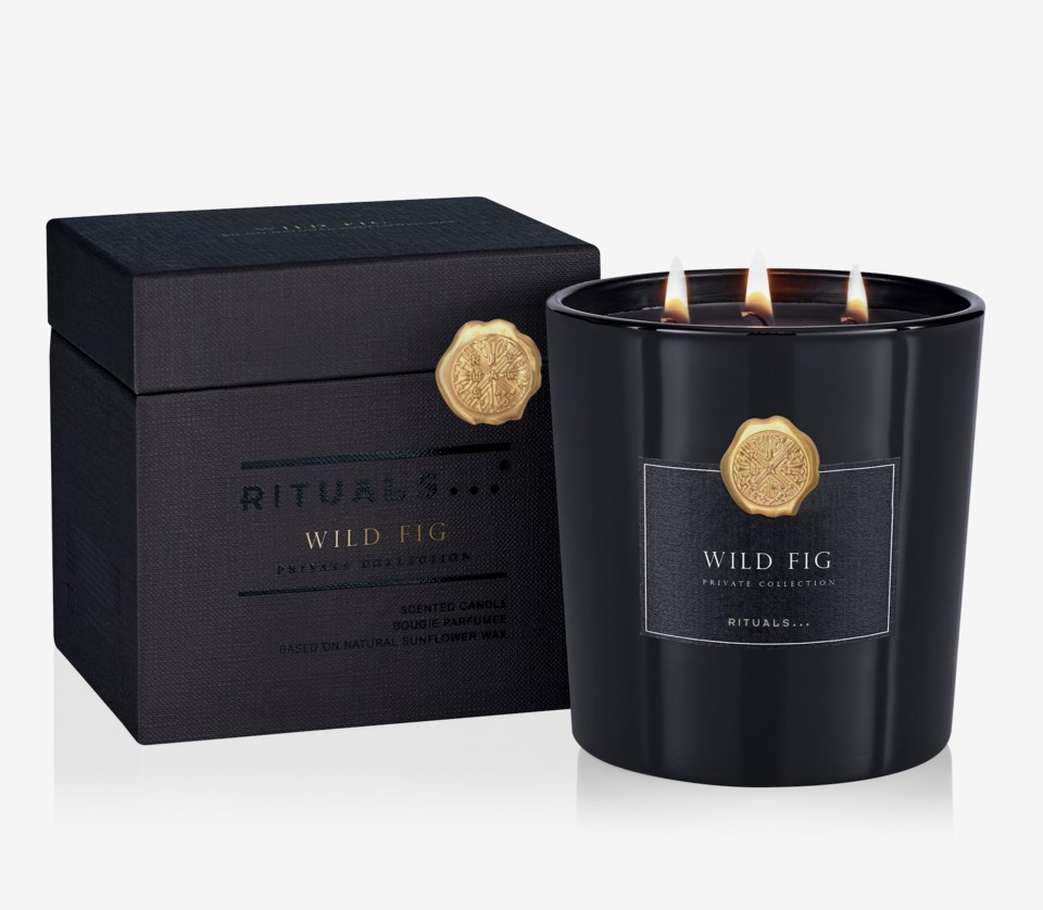 Luxury Scented Candle Wild Fig 1000g