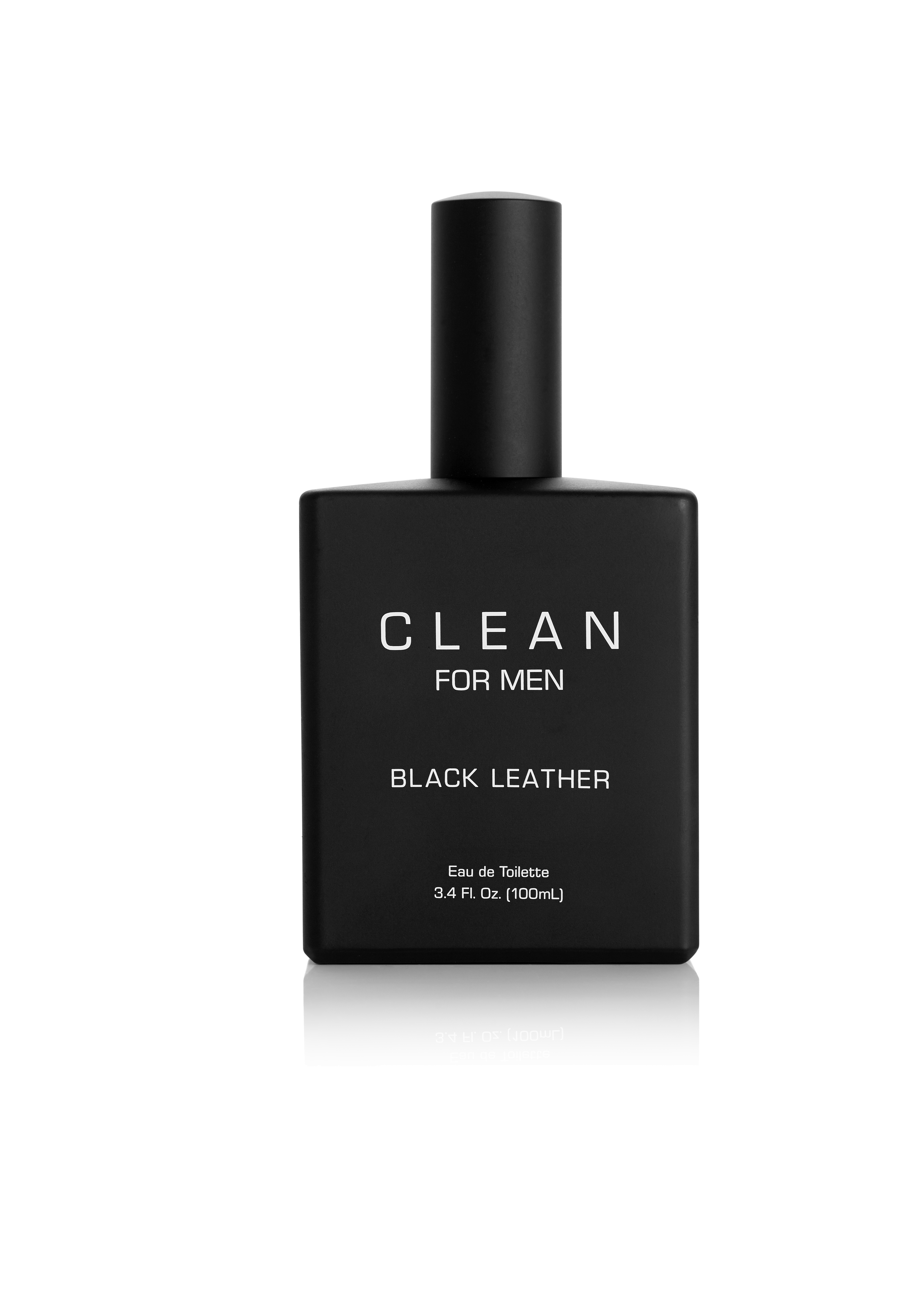 For Men Black Leather EdT 100 ml