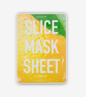 Slice Mask Sheet (Lemon)