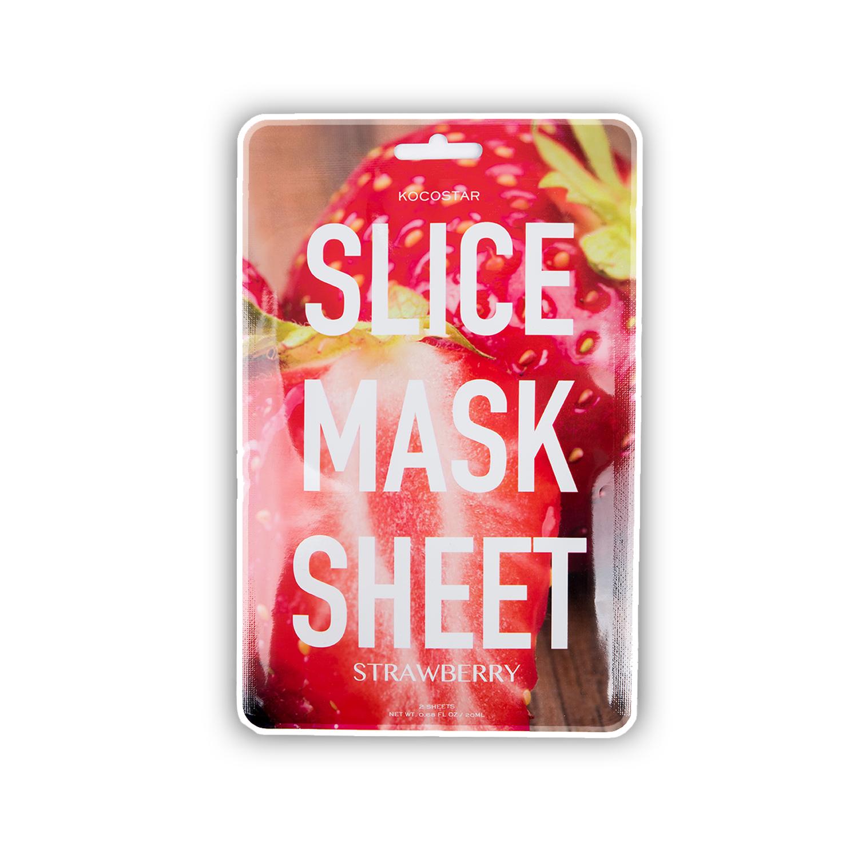 Slice Mask Sheet (Strawberry)
