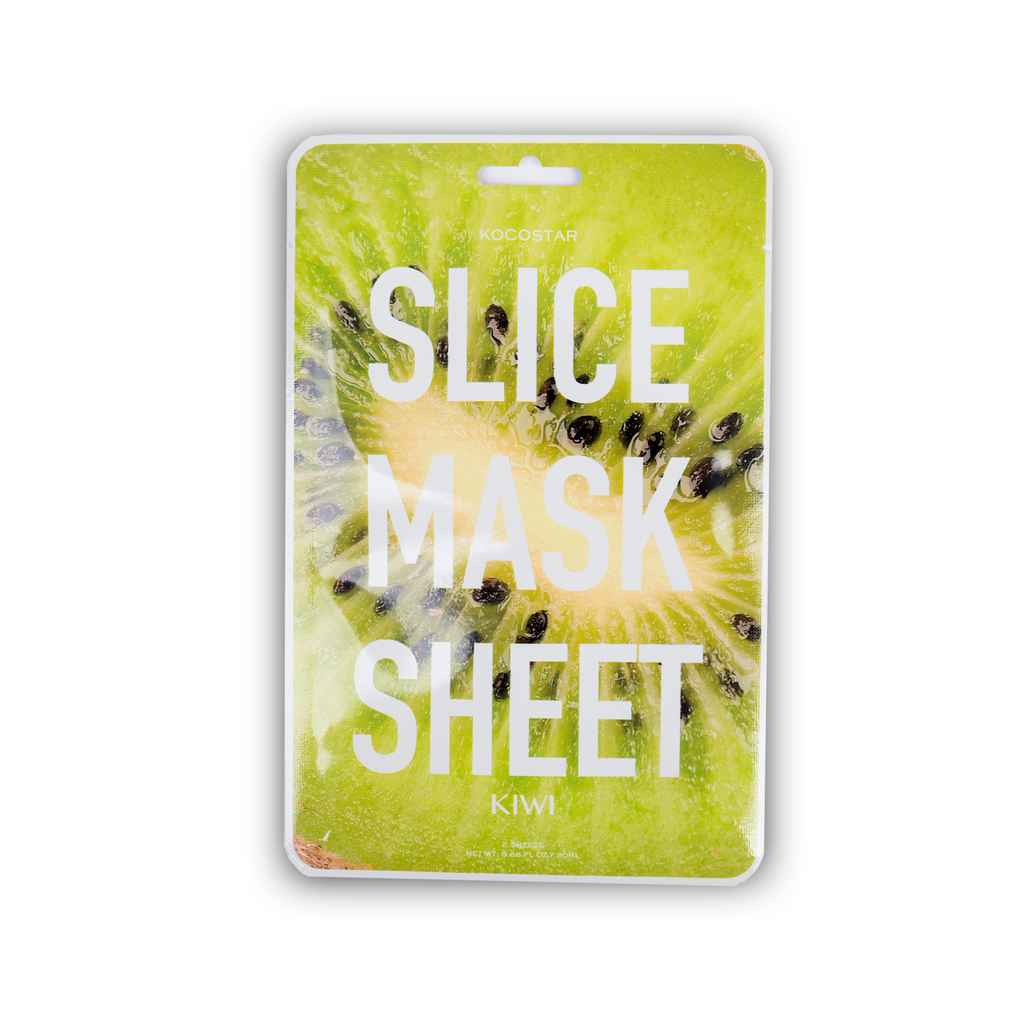 Slice Mask Sheet (Kiwi)