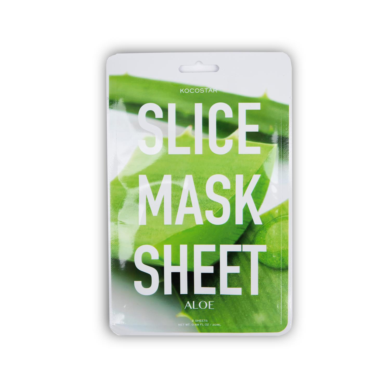 Slice Mask Sheet (Aloe Vera)