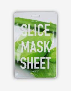 Slice Mask Sheet (Aloe Vera)