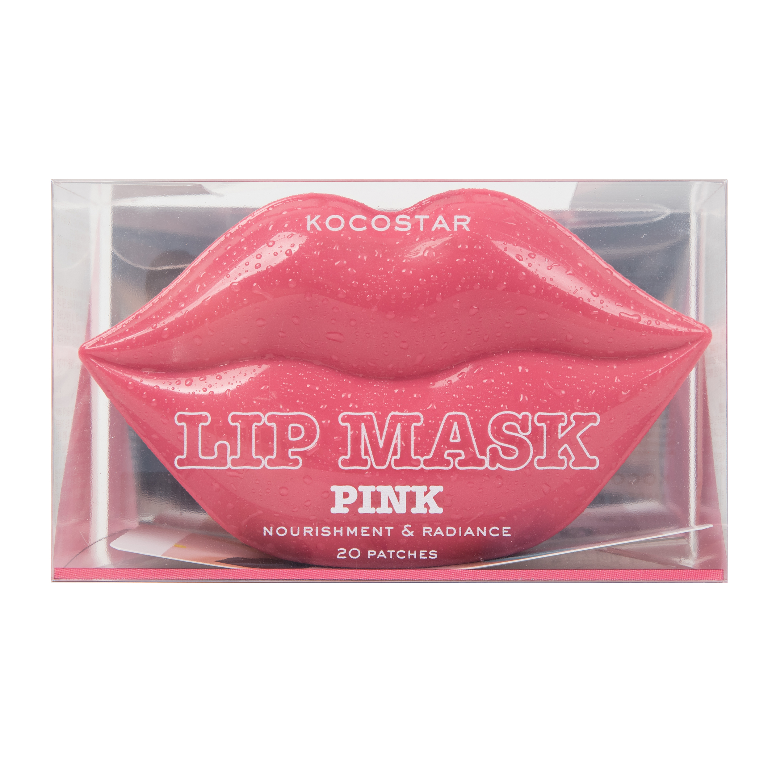 Lip Mask Pink Peach