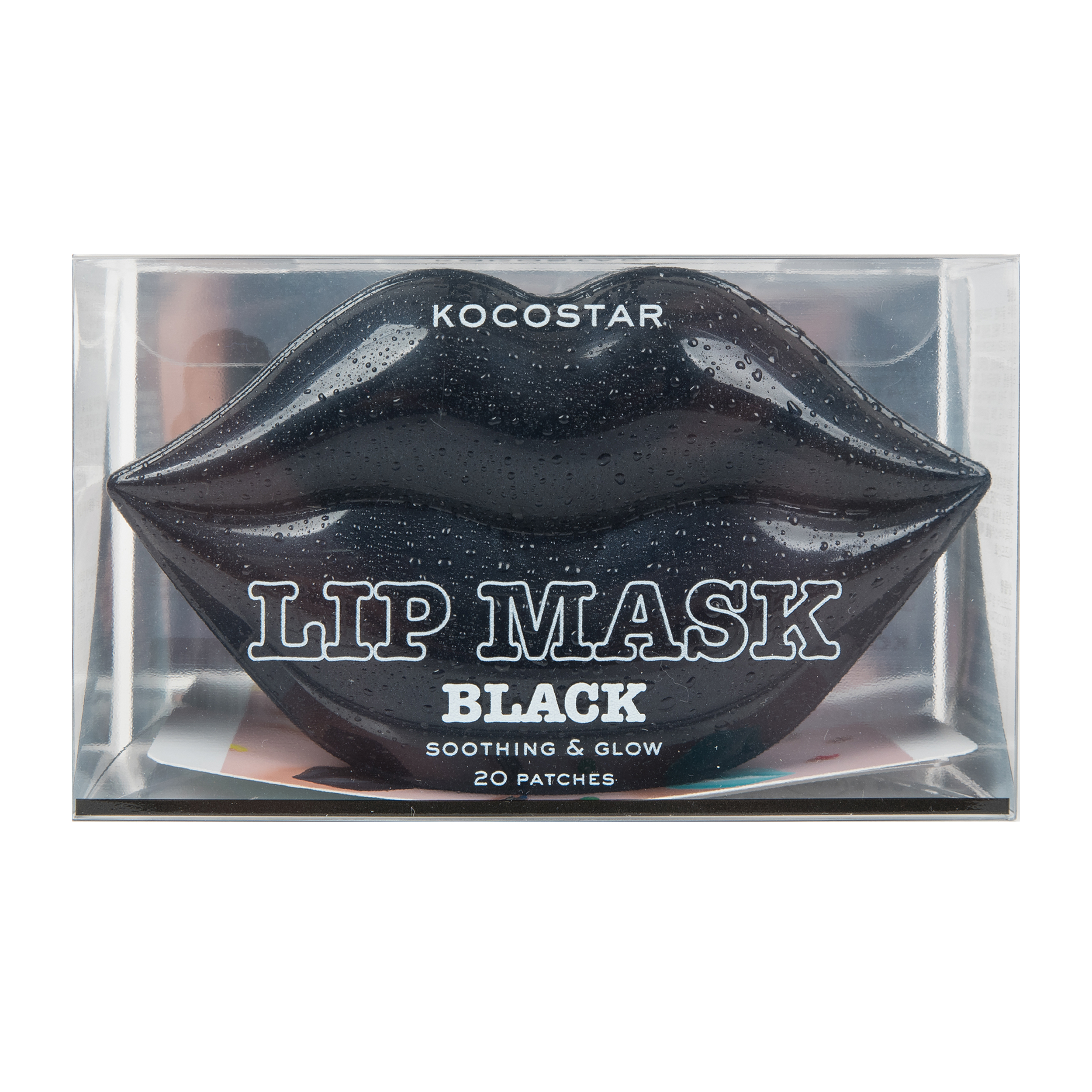 Lip Mask Black Cherry